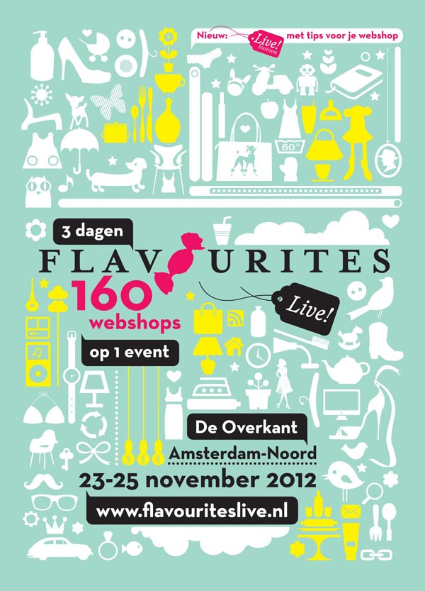 Knippie staat op Flavourites Live!