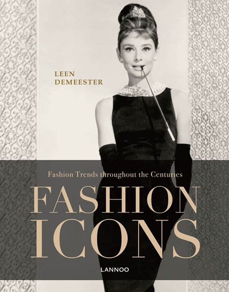 Win het boek Fashion Icons van Leen Demeester