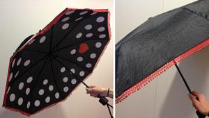 diy paraplu eindresultaat