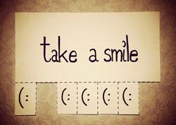 knipmode metamorfose smile