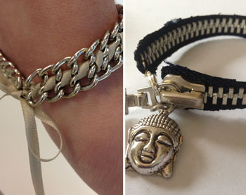 DIY: 2 armband zelfmakers