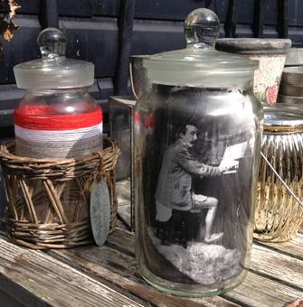 DIY: Glazen potten pimpen