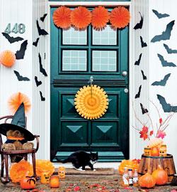 halloween vleermuizenplaag