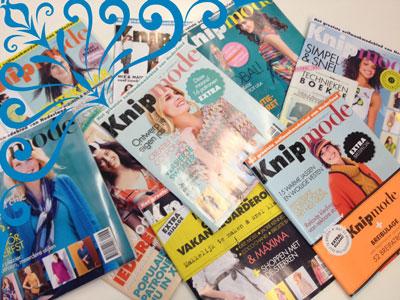 knipmode tijdschrift