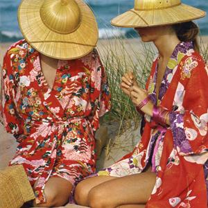 Terug in de tijd – kimono patroon