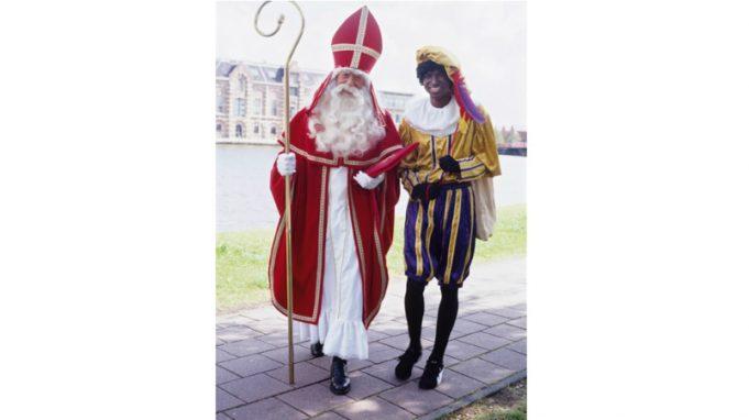 Sinterklaaspak voor volwassenen