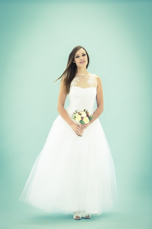bruidsjurk patroon gratis