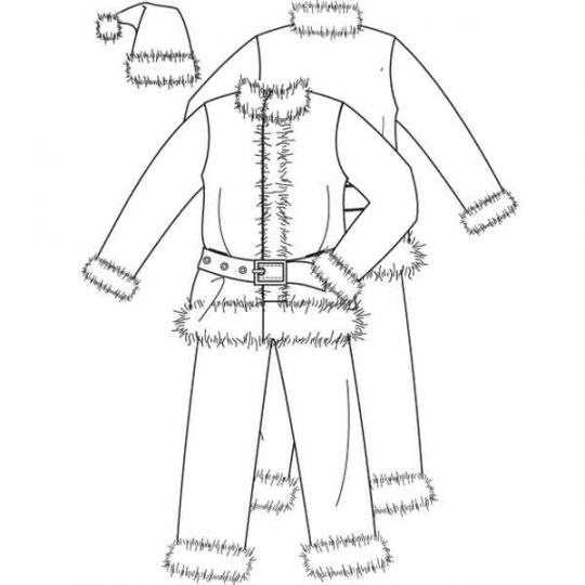 Kerstmannenpak (PDF patroon)-792388