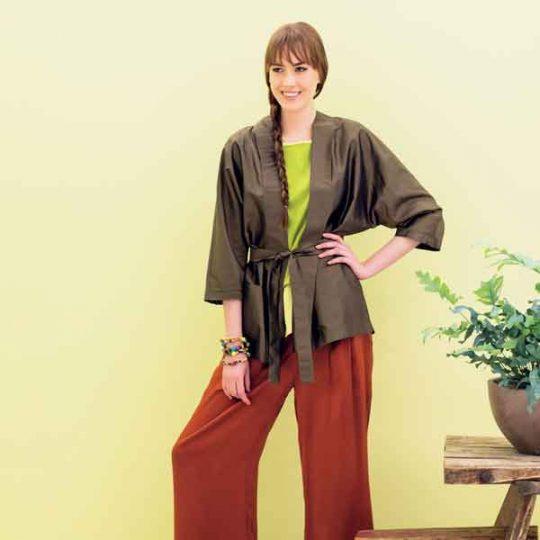 Kimono jasje (Post patroon)-789682