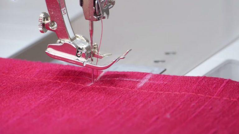Video: Een knoopsgat maken