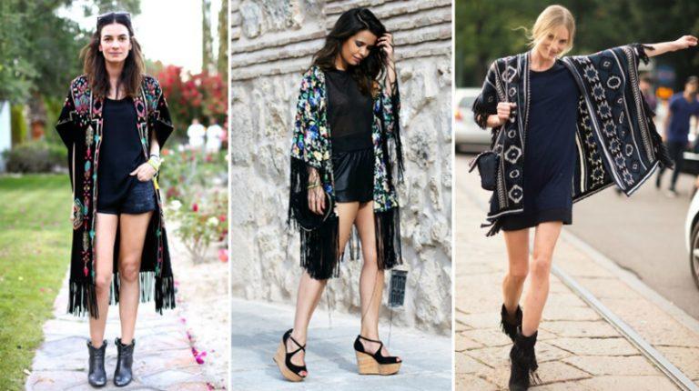 Trend van de week: de kimono