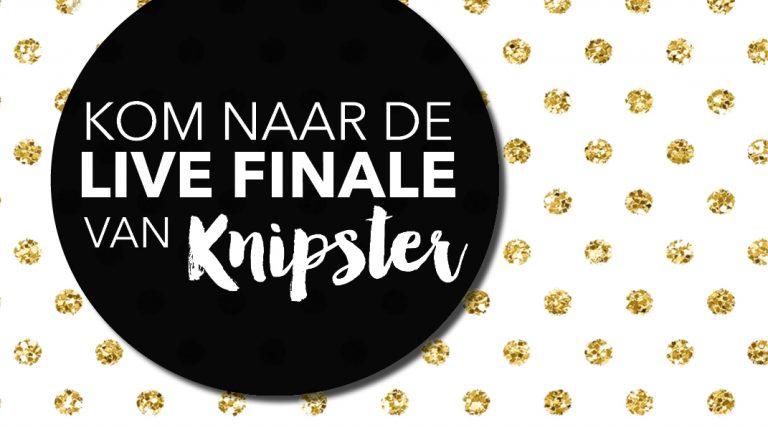 Kom naar de live finale van Knipster 2016!