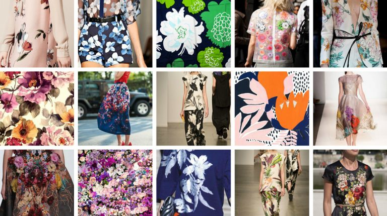 Modetrend week 4: Flower power