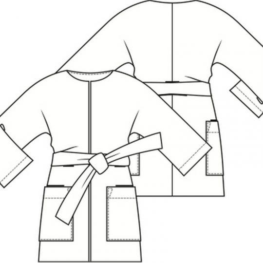 Kimonojasje (post patroon)-787688