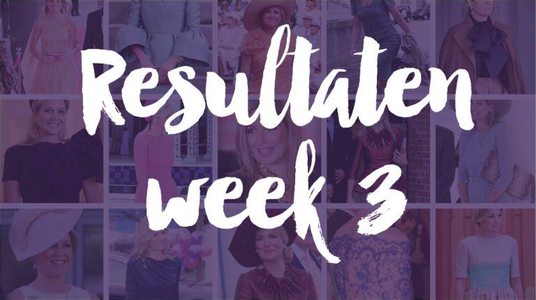 Resultaten Knipster – week 3 | Stemming gesloten