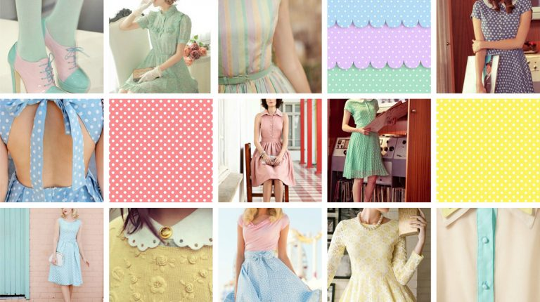 Modetrend week 2: vintage fifties