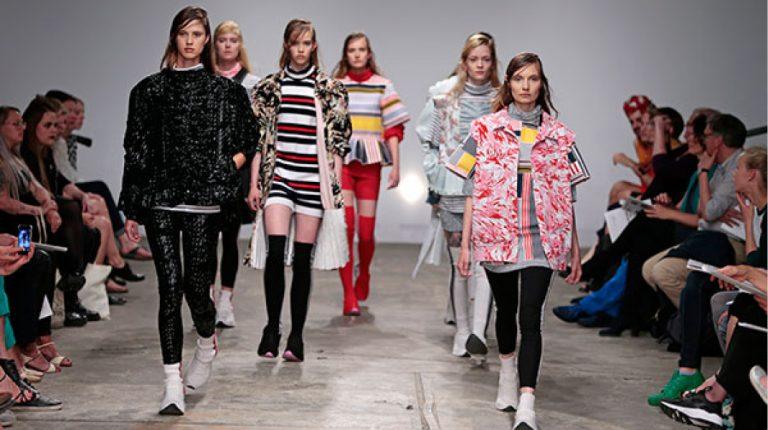 Uit tip: modeshow Fashion Design afstudeerders