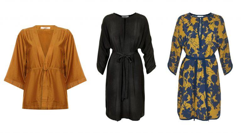 Zo kan het ook: kimonostijl