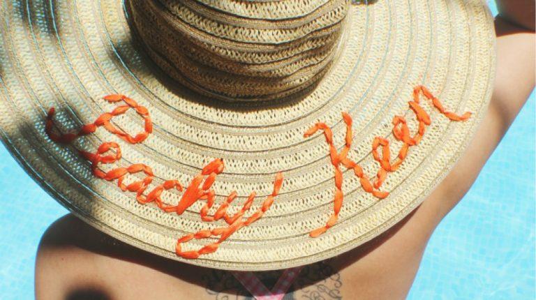 DIY pimp je zomerse hoed