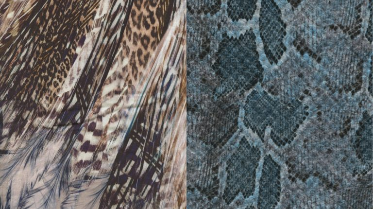 Fabric Friday | Dierenhuidtrend