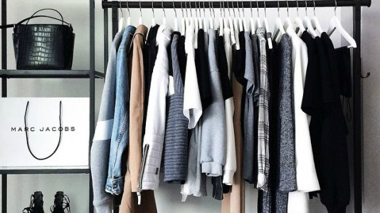 7 x  de leukste kledingrekken