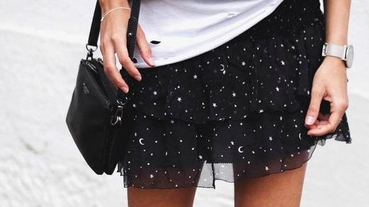 Top print: sterren