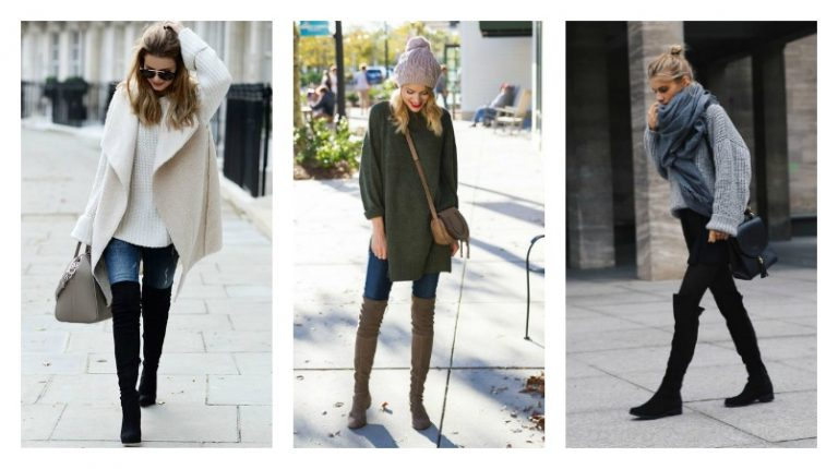 Trend report: Knee high boots