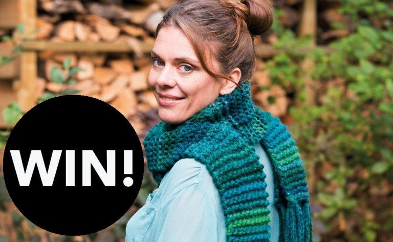 Win! Breipakket 'Sjaal' van Piece of make