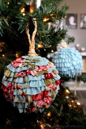 Inspiratie Diy Kerstballen Knipmode