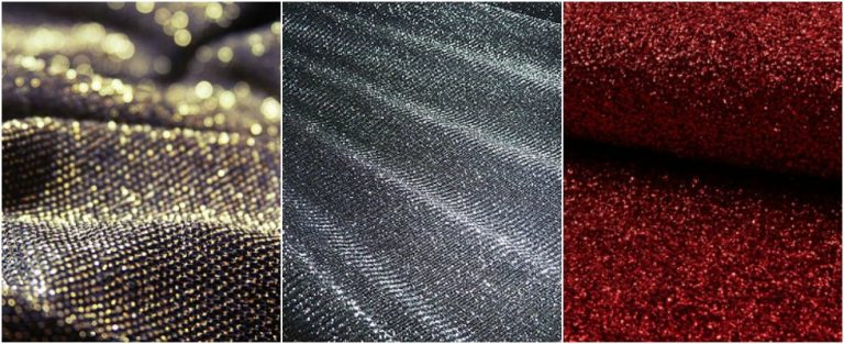 Fabric Friday | Lurex