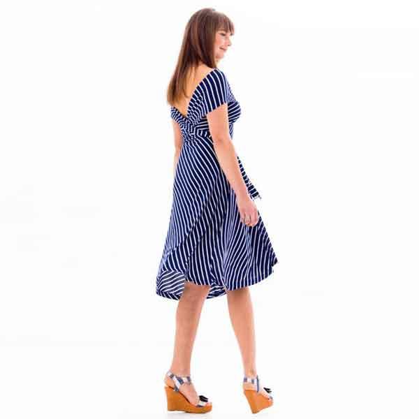 Voorkeur Makkelijk maken jurk   Knipmode #NE44