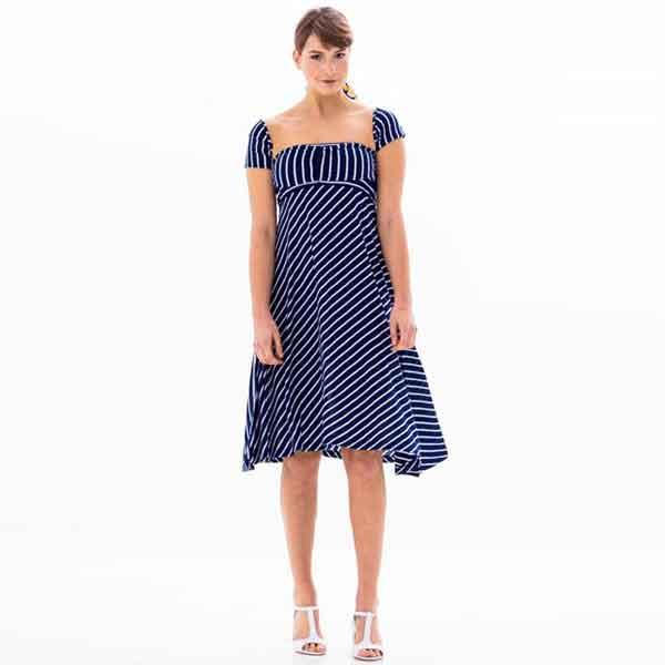 Top Makkelijk maken jurk   Knipmode &ND35