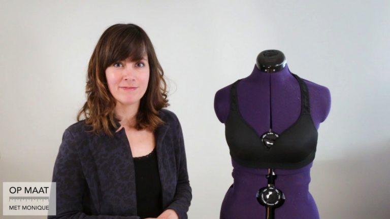 Op maat met Monique | Patroon aanpassen voor grote borsten