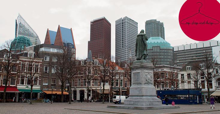 Op stap met Knip: Den Haag