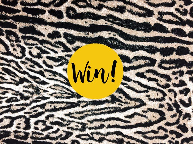 WIN! Jungle Fever stof | Verlopen