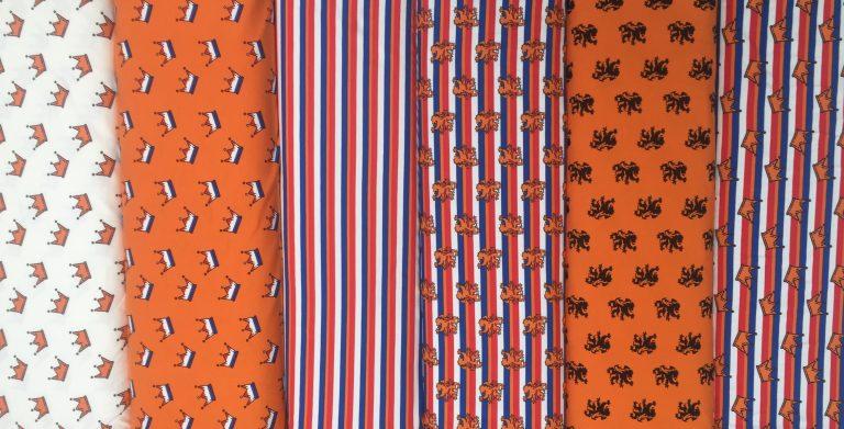 Koninklijke stof van Nooteboom Textiles