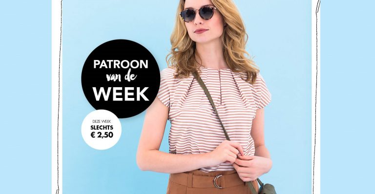 Patroon van de week: Top
