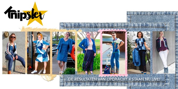 Resultaten Knipster opdracht 4 | DO IT WITH DENIM – stemming gesloten