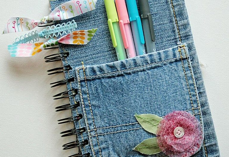 DIY with Denim