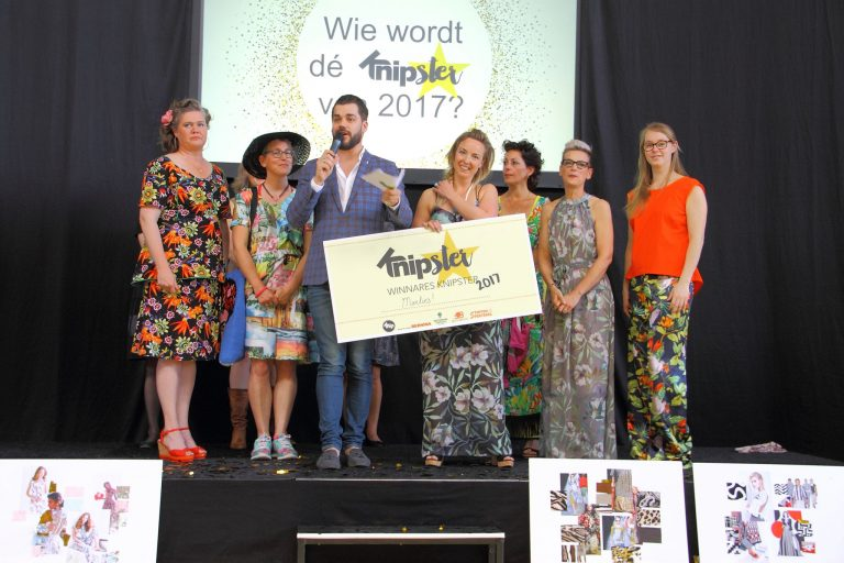 Marlies is dé KNIPster van 2017!