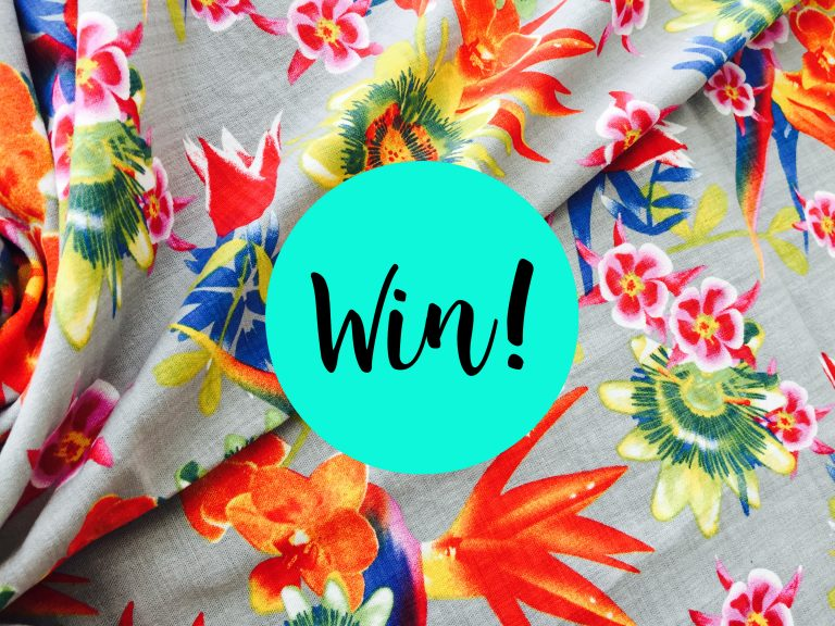 WIN | Tropical Garden Stof