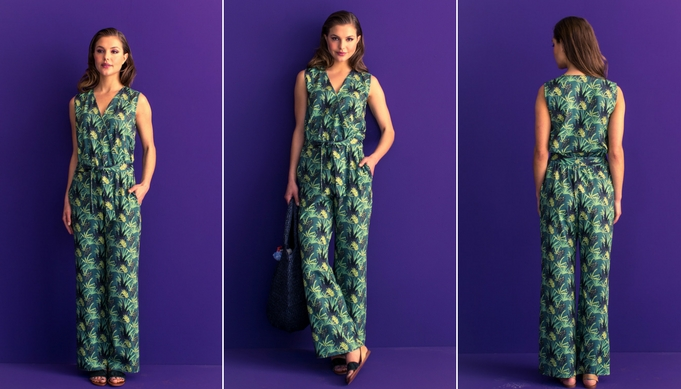 Patroon van de week | jumpsuit 1 knippie 3 2018