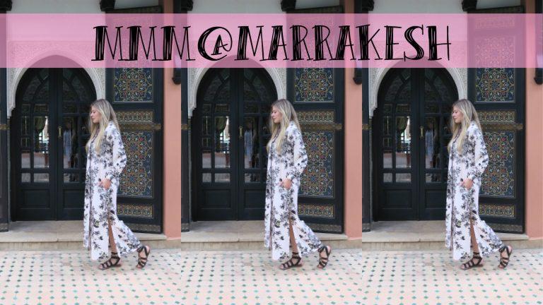 Mijn trip naar Marrakech | Mode met Michelle