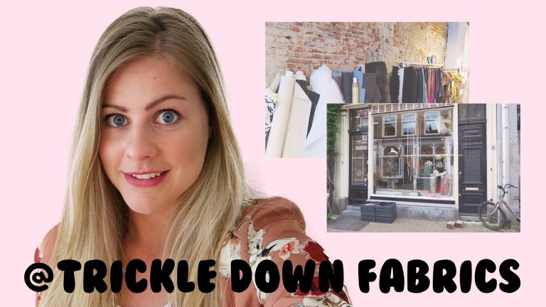 @ Trickle Down Fabrics | Mode Met Michelle
