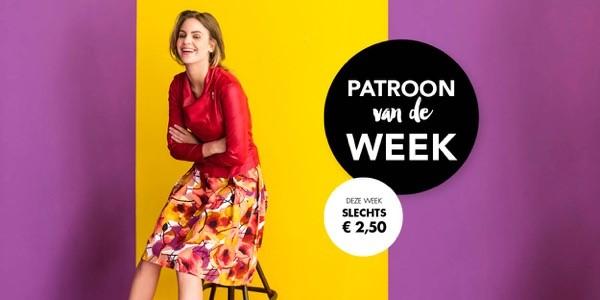 Patroon van de week | Jasje