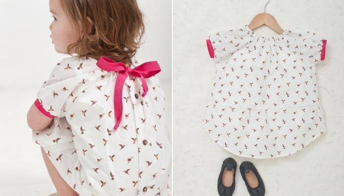 Upcycling | Van overhemd naar jurkje