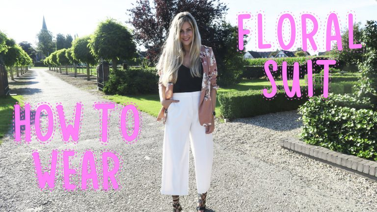 How to wear: Bloemenpak | MODE MET MICHELLE