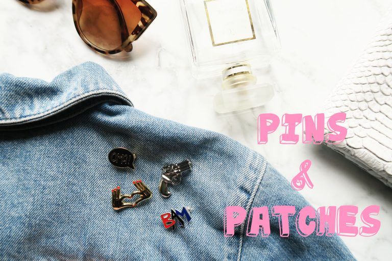 Pins & Patches | Mode met Michelle
