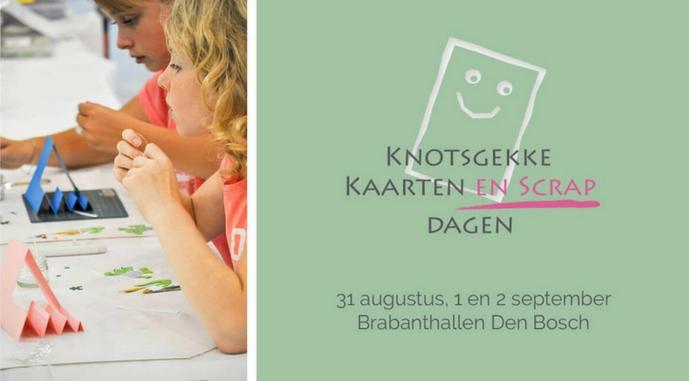 UITTIP | Knotsgekke Kaarten- & Scrapdagen