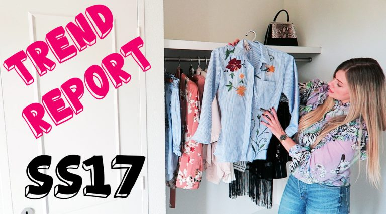 Trendreport SS17 | Mode met Michelle